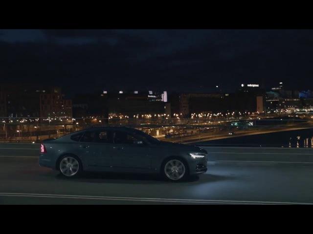 Музыкальная реклама Volvo S90 2015