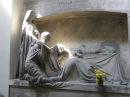 Joy Division Closer album front cover Staglieno Cemetery Genoa Italy Europe