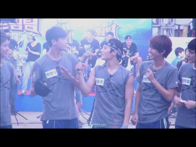 [Fancam]130804 ZEA Dongjun - Dreamteam (좋을텐데 ♬)