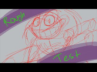 Angel Test [[ Practice Acting Fan Animation ]]