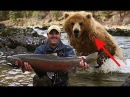 ТОП 10 неожиданных встреч с дикими животными на рыбалке / От прикола до Жести