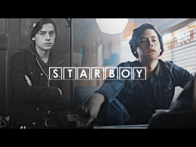 ►Jughead Jones | Starboy