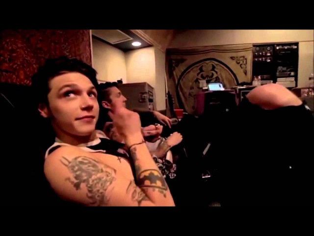Andy Biersack Funny Moments