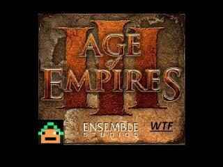 Age Of Empires III(кампания) - 1 cерия - WTF???