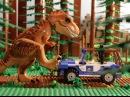 """A Jarring Encounter - LEGO Jurassic World - Mini Movie"