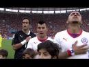 Himno De Chile Vs España Claudio Palma Canal 13