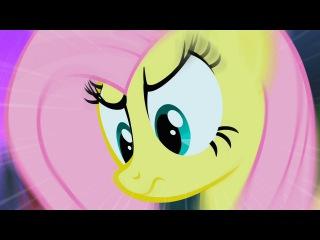 Мои Маленькие Пони Знаменитый Взгляд Флаттершай.Пони против Кокатриса.Интеракт...