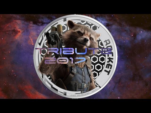 Rocket Raccon Tribute 2017 AMV Animash Реактивный Енот