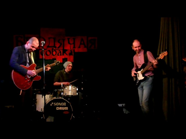 GRINEVICH BLUES BAND Tina Nina Nu 23 03 17