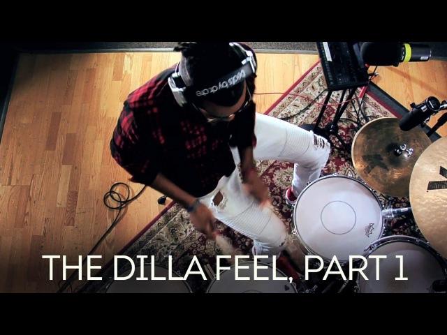 Behind The Beat w/ Arthur L.A. Buckner   Lesson 1: The Dilla Feel (Part 1)