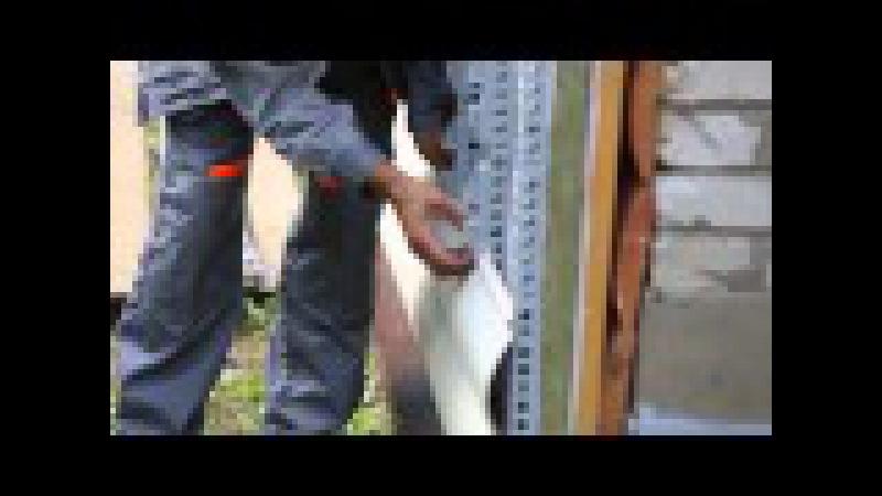 НОВИНКА! Система крепления фасадов обрешетка Альта-Профиль