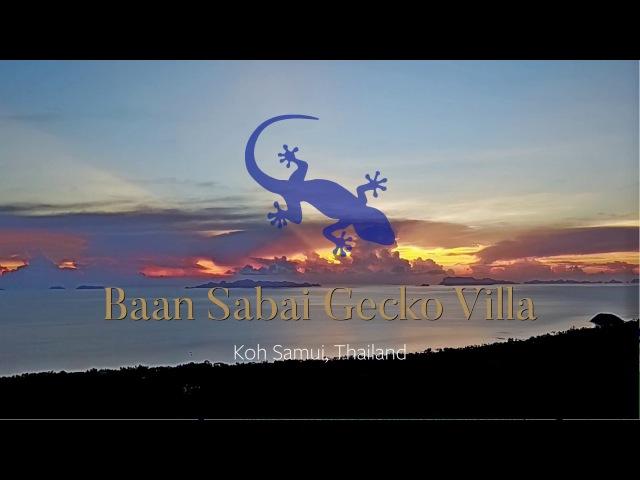 Baan Sabai Gecko Villa Koh Samui, Thailand