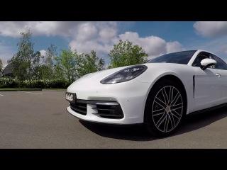 Тест Драйв Porsche Panamera 2017