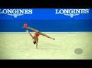 AVERINA Arina RUS 2017 Rhythmic Worlds Pesaro ITA Qualifications Ball