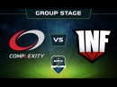CoL vs Infamous Game 2 - King's Cup: America Group Stage - @DakotaCox @GranDGranT @KBBQ @Lacoste