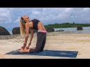 Easy Yoga Workout ♥ Fat Loss Flexibility Koh Kham