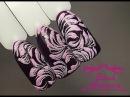💙 Дизайн ногтей Сахарные вензеля 💙 Гель лаки Masura 💎