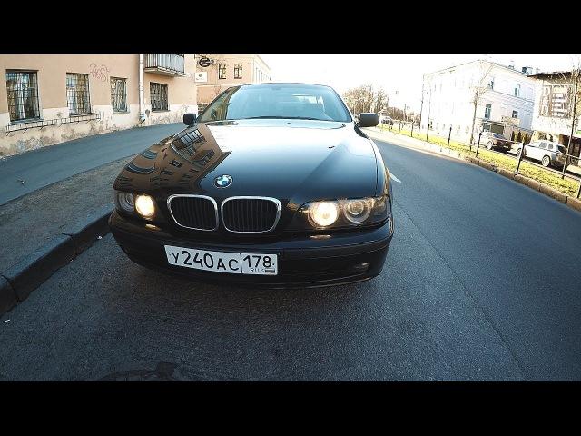Разобрался с RLS и ДХО BMW E39. И не про BMW ...