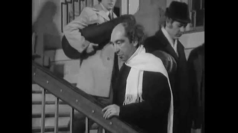 30 случаев из жизни майора Земана. 19 серия. Третья скрипка(Чехословакия 1976)