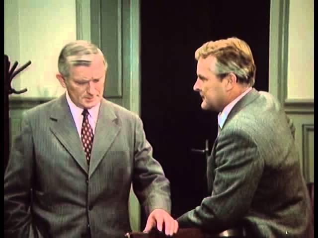 30 случаев из жизни майора Земана Белые линии 18 серия Чехословакия 1976