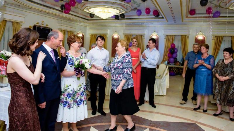 Серебряная свадьба - 25 лет вместе!