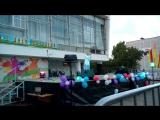 Концерт ко Дню молодёжи - 2017 в Лосино-Петровском (Анна Юдина - песня