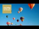 В Великобритании установили новый мировой рекорд Более 80 воздушных шаров пересекли Ла-Манш