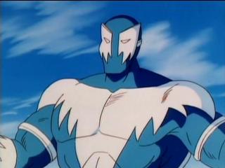 Железный человек (1 сезон 6 серия) 1994