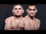 UFC 209: Хабиб Нурмагомедов - Тони Фергюсон. Промо!