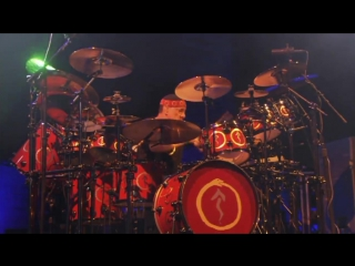 Neil peart's drumming rush's 'natural science'
