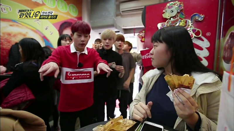 [RIGHT NOW(롸잇나우)] Ep.6 Hightlight _ MONSTA Xs Real Eating Show at Macau(몬스타엑스, 마카오에서 본격 먹방을!)
