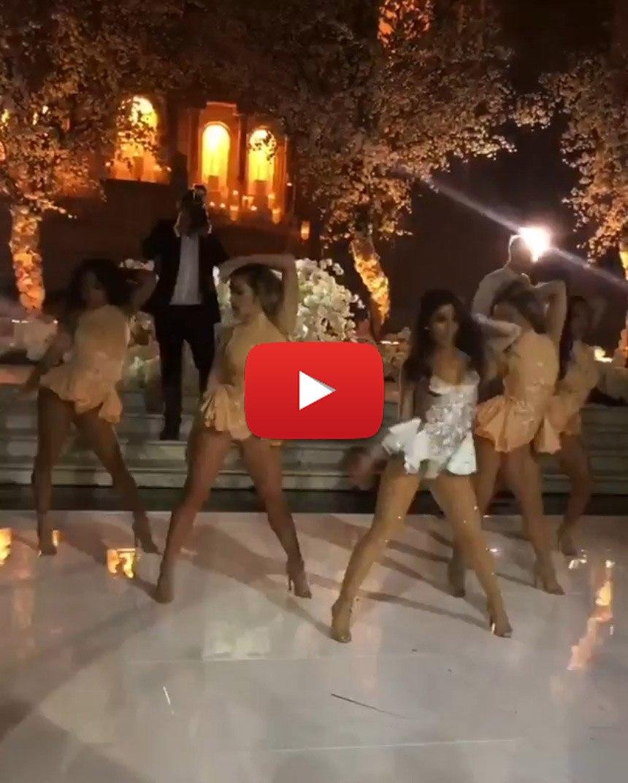 Танец невесты на свадьбе в подарок жениху (3 видео)