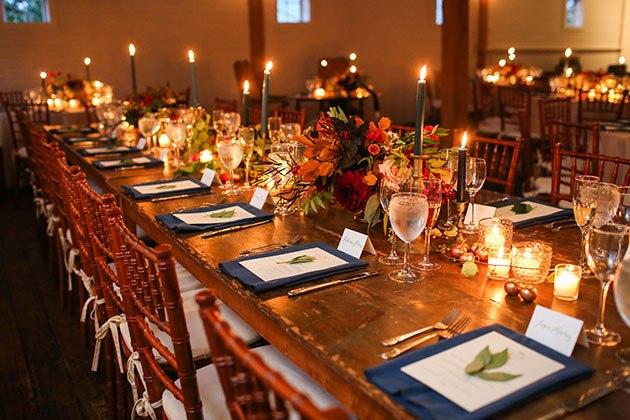 dtexHZq15F8 - Красивая осенняя свадьба (24 фото)