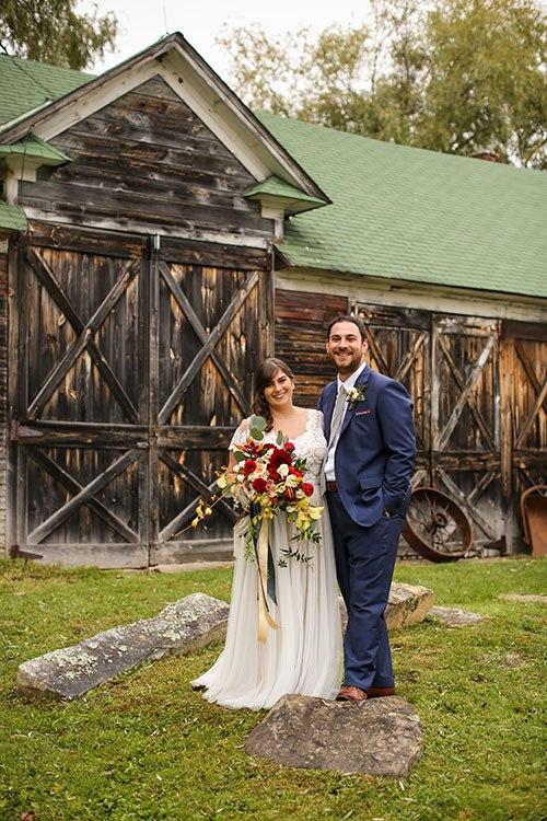 KlyeUPUUnoA - Красивая осенняя свадьба (24 фото)