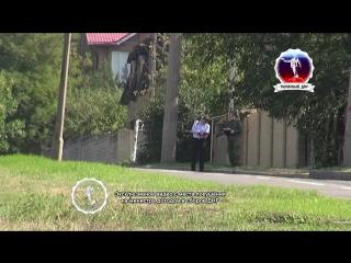 Эксклюзивное видео с места покушения на министра доходов и сборов ДНР