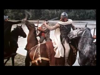 Битва за Рим (1968 - 1969). Бой на реке.