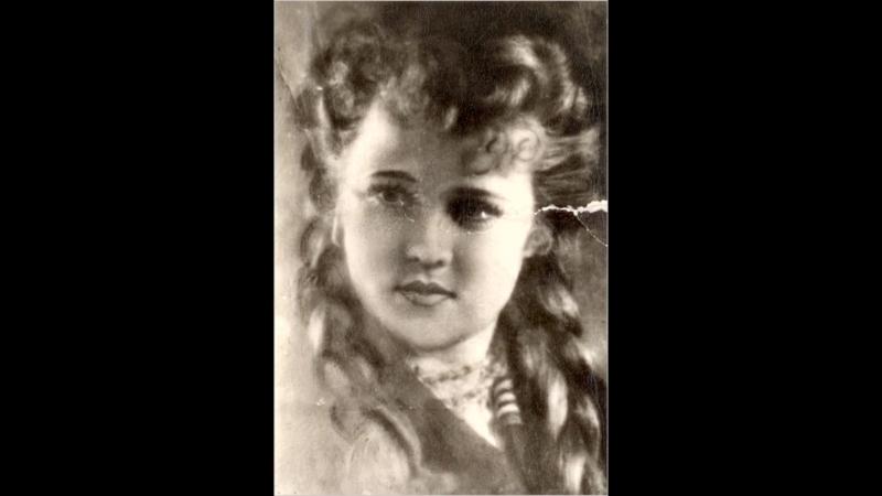 Воспоминания узницы концентрационного лагеря Анны Ивановны Колосовой