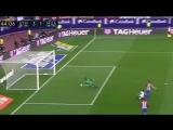 Атлетико - Малага 4-2