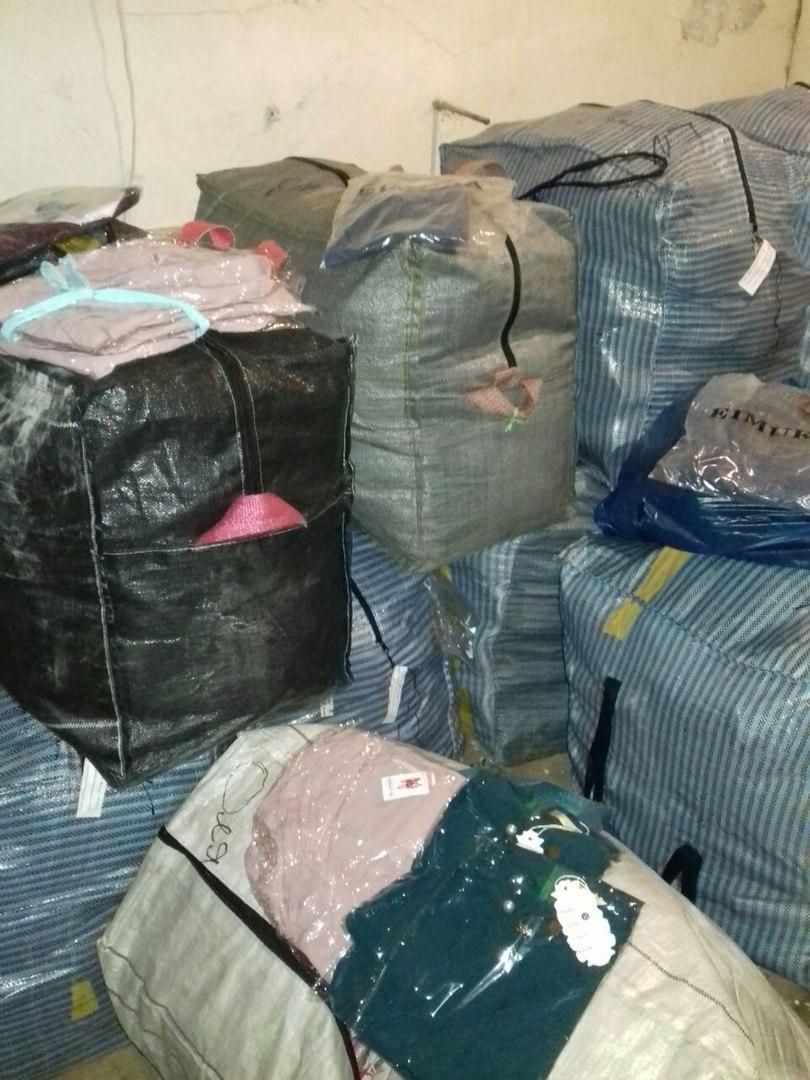 На границе под Таганрогом задержан украинец с контрабандной партией товаров