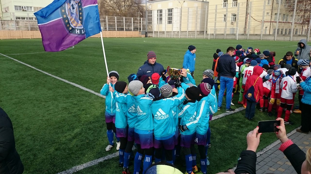 Таганрогский «Атлант» обыграл «Новочеркасск» в финале первенства Ростовской области по футболу