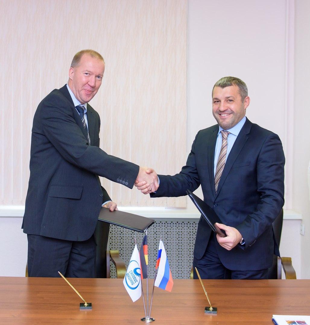 «Красный котельщик» и Siemens AG подписали лицензионное соглашение