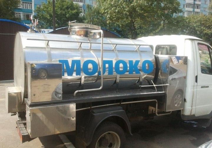 Под Таганрогом задержали 1260 литров молока без документов, подтверждающих его безопасность