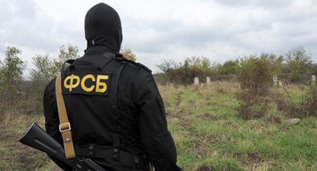 Сотрудники Пограничного управления ФСБ задержали контрабандистов