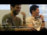 Шумдарио-панель | Про работу Магнуса | RUS SUB | HS