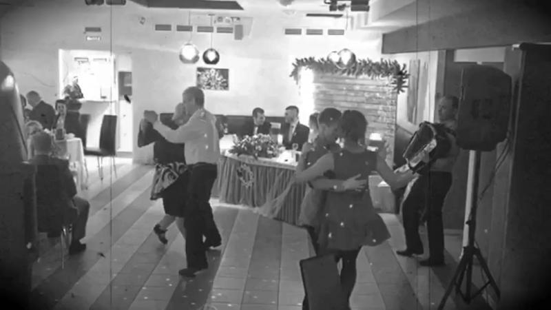 Бекстейдж свадьбы Ивана и Ани. 27.01. 2017. Все, как в песне: Ах, эта свадьба, свадьба, пела и плясала...