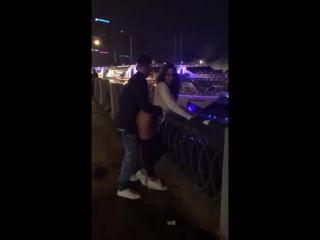 Видео порноролик в центре москвы показать