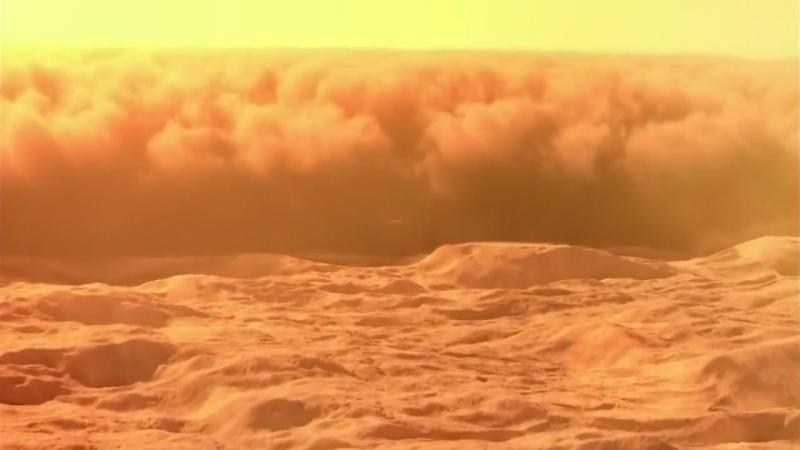 Крайности космической погоды 6-я серия. Ледяные луны Deadliest Space Weather (2013) HD 720p - 480p