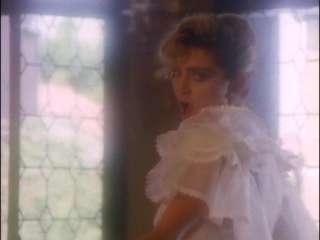 КЛИП МАДОННА MADONNA - Like A Virgin 1984 (HD