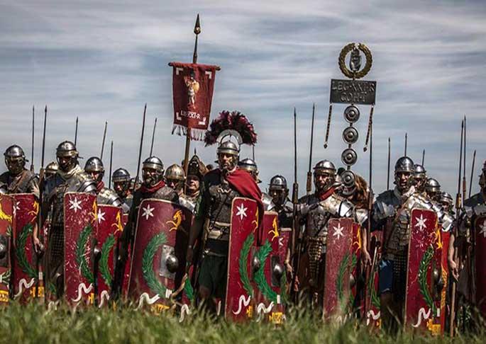 Римские войска