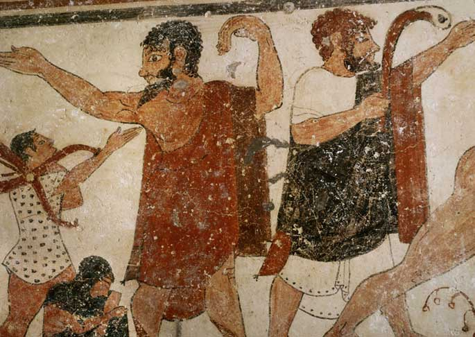 Авгуры римского войска